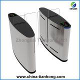 Cartão de RFID Controlado Torneamento de porta de barreira deslizante automático completo com impressão digital Th-Fsg608