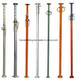 3.6mの足場支注の支柱か調節可能な鋼鉄支柱