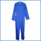 Venta caliente de Color Azul Mono de seguridad para proteger a los trabajadores