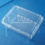 Коробка пластичного плодоовощ любимчика качества еды хорошего качества упаковывая на виноградина 500 грамм
