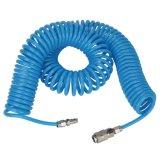 manguito de aire del retroceso del 15m 8 por el azul de 5.5 milímetros