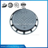 OEMのねずみ鋳鉄の中国の工場からの円形の給水系統のマンホールカバー