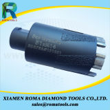 Romatools Diamant-Kernbohrer-Bits mit schützenden Segmenten für Stein
