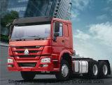 De op zwaar werk berekende Vrachtwagen van de Tractor HOWO met Dieselmotor 336HP
