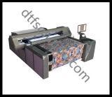 디지털 벨트 인쇄 기계 면 물자 해결책 직물 인쇄 기계
