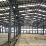 Atelier modulaire d'acier de construction avec Structrue en acier stable