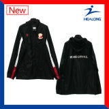Healong 실크 스크린 인쇄 열전달 차가운 비옷