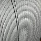 コンダクターラインを弱めている自己のためのアルミニウム覆われた鋼鉄繊維ワイヤー