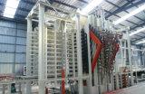 Kurze Schleife-hölzerne hydraulische heiße Presse-Maschine für Furnierholz und Furnier-Blatt