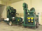 De Schoonmakende Machine van het Zaad van de Tarwe van het Graan van de maïs met Schiller