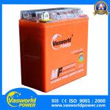 Gel-wartungsfreie Motorrad-Batterie 12n5a-BS 12V5ah