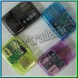 L'USB 2.0 multi SD/mini SD/TF/MS/m2/lecteur de carte mémoire MMC