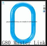 Tipo maglia di connessione oblunga ad alta resistenza Gyr005 di G80 Europa