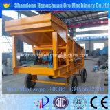 移動式金の採鉱プラントのための金の採鉱機械