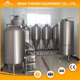 sistema para la venta, equipo micro comercial de la elaboración de la cerveza del barril 600L de la cervecería de la cerveza