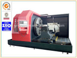 China Horizontal de alta calidad Torno CNC para girar la rueda de Ingeniero de Diesel (CK61160)
