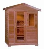 Moderner weites Infrarot-Sauna-Raum (SR105)