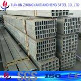 quadratisches Gefäß des Aluminium-6063 6061 Aluminiumauf lager