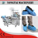 PE CPE de plastic beschikbare Machine van de Dekking van de Schoen