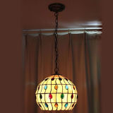 Poignée de commande lampe Tiffany de haute qualité pour la maison (XP12015)