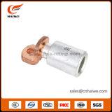 Acl het Elektro Gesmede Handvat van het Aluminium van het Koper van het Type van Ring Bimetaal Eind