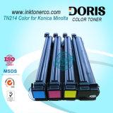 Tn214 copieur couleur de toner pour Konica Minolta Bizhub C353 C353P C253 C203 C210 C200