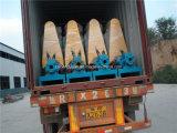 Macchina di legno della mattonella della segatura della biomassa di nuovo disegno