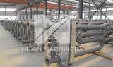 W Type de tube radiant par fonte centrifuge avec acier inoxydable