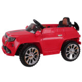 Paseo en el coche eléctrico de los niños de la función de la absorción de choque del juguete de los niños