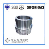 China-Aluminium-/Messing-/Edelstahl-Metallpräzisions-Autoteil CNC maschinelle Bearbeitung