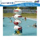 Modellistica dell'acqua del granchio del fumetto della sosta dell'acqua (HD-7103)