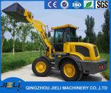 2018 Großhandelsrad-Ladevorrichtungs-Preis gegliederte Minirad-Ladevorrichtung des chinese-1600kg