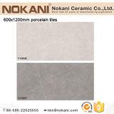 600X1200 серого цвета фарфора плиткой на полу для использования вне помещений
