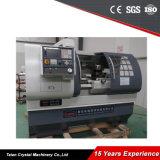 Draaibank de Van uitstekende kwaliteit van Fanuc CNC van de Levering van de Machines van het Kristal van Taian