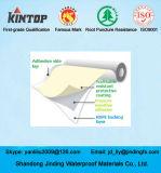 Membrane d'imperméabilisation pré-appliquée HDPE auto-adhésive (non-asphalte)