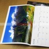 Печатание календара стола календара стены