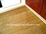 Clique ou revestimento de bambu tecido encalhado T&G