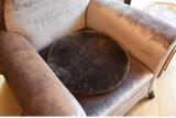 Hand - de gemaakte Zachte Mat van het Gebied van de Mat van de Deur van het Tapijt van de Vloer van de Huid van het Lam