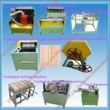 Máquina de fabricación automática de palillo de dientes de bambú para la máquina de producción de venta / palito