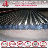 Zincalumeは鋼板アルミニウム亜鉛屋根ふきシートを波形を付けた