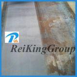 Schot uit gegoten staal voor de Machine van de Ontploffing van de Oppervlakte van de Weg