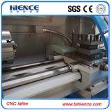 Ck6140高品質の中国の平床式トレーラーCNCの旋盤機械価格