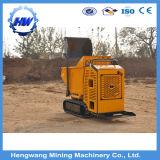 Equipos de construcción de mini cargadora de ruedas pequeñas Precio