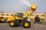Caricatore della rotella della costruzione da 6 tonnellate con la benna di 3.5 Cbm