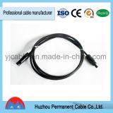 Câble souple solaire connecteur mâle Mc4/femelle
