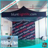 Unité centrale personnalisée de Gazebo/exposition Tent/600d d'écran de tente de logo de modèle