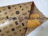 Doppeltes versieht PET überzogenes Papier für die Nahrungsmittelverpackung mit Seiten