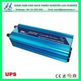 3000W UPS Charger/USB 포트 (QW-P3000UPS)를 가진 파란 순수한 사인 파동 힘 변환장치