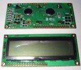 Écran LCD affiche les composants électroniques