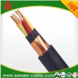 450/750V de pvc Geïsoleerdev pvc In de schede gestoken Kabels van de Controle van het Koper Band Beschermde